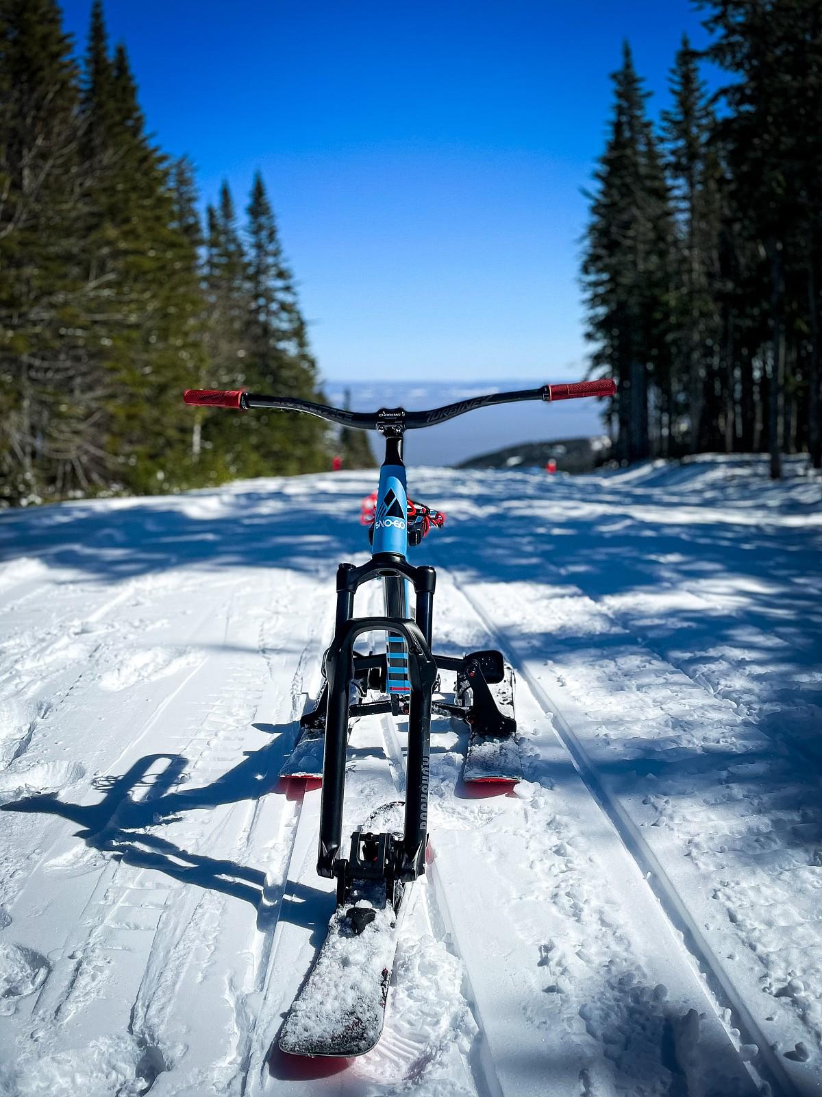 my machine - philippemarceau - Mountain Biking Pictures - Vital MTB