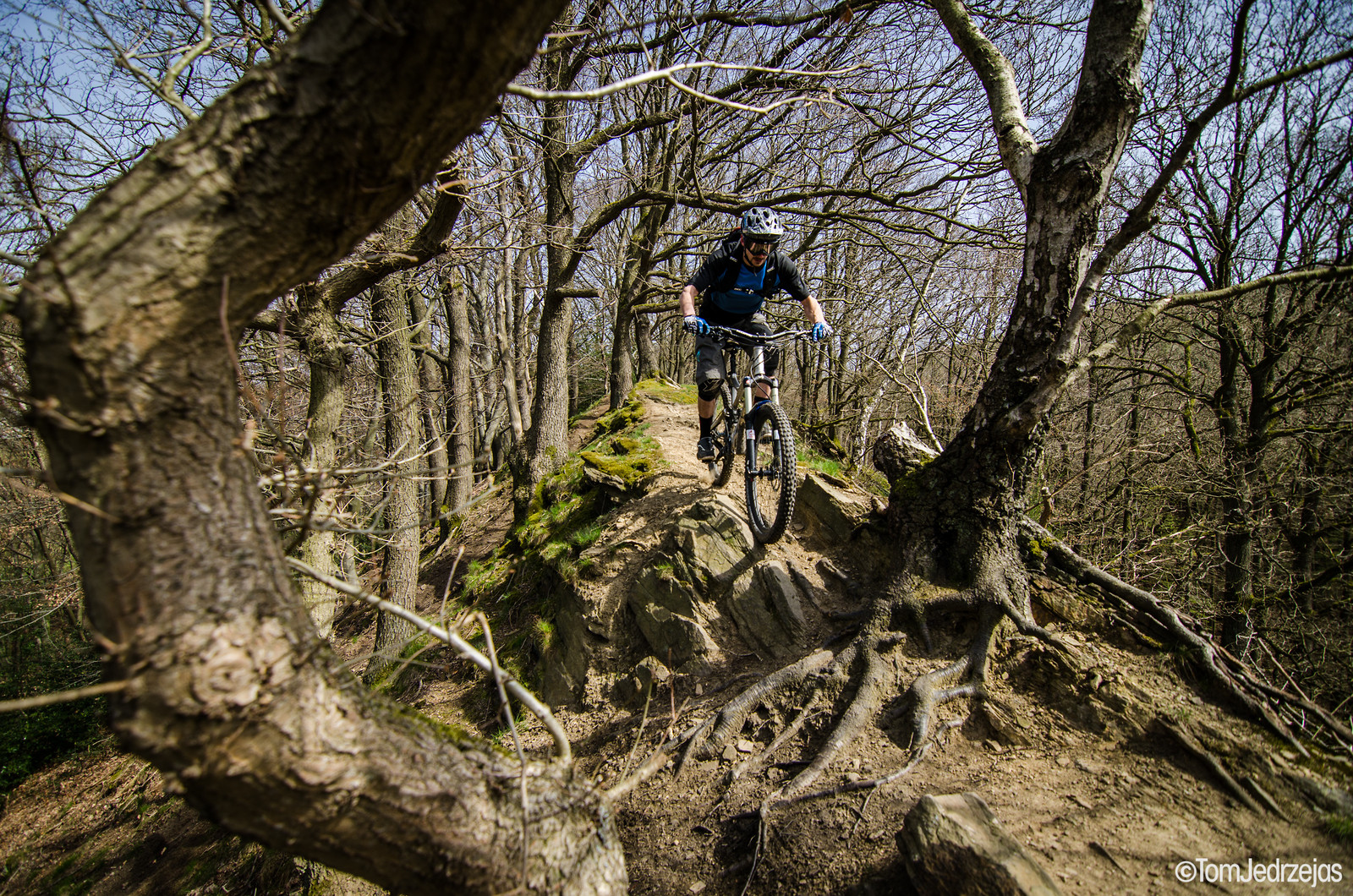 Grüner Grat, Witten - der5te - Mountain Biking Pictures - Vital MTB