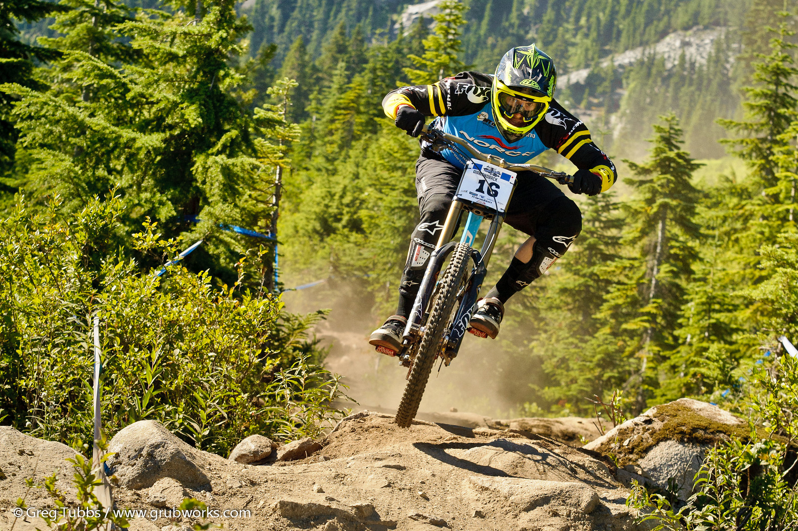 #16 Bryn Atkinson - GGruBB - Mountain Biking Pictures - Vital MTB