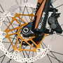 Hope Floating rotors 203mm + shimano Zee calipers