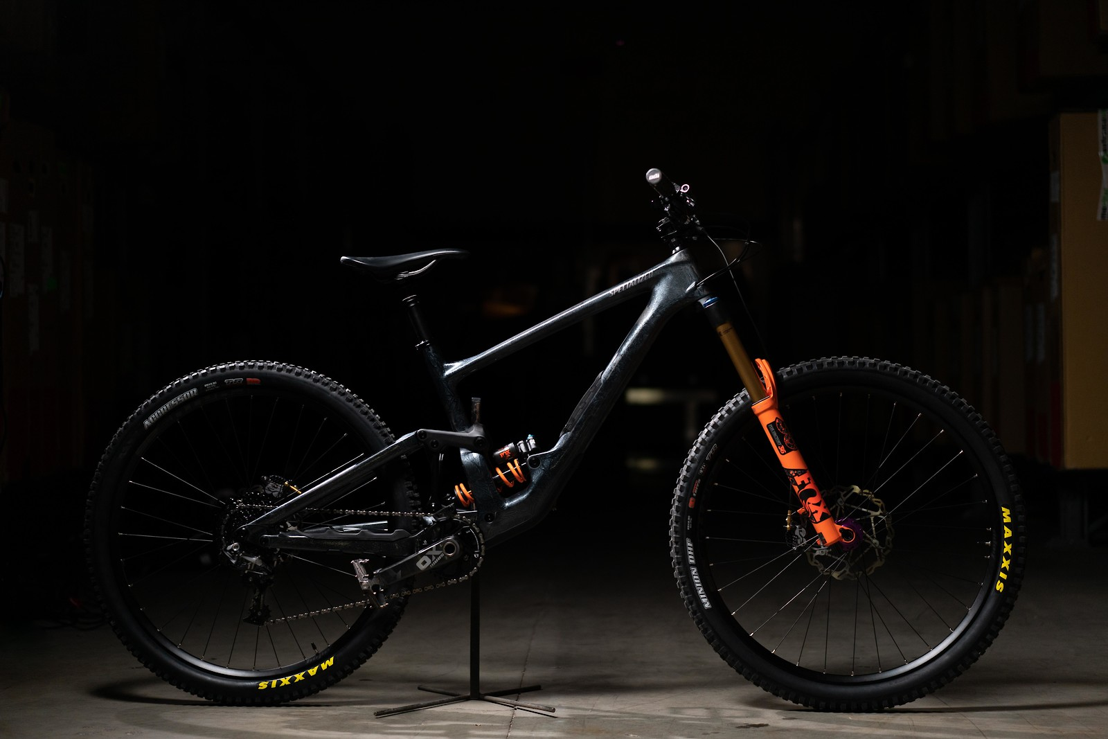 My precious... Specialized Enduro S-Works 2020 custom build