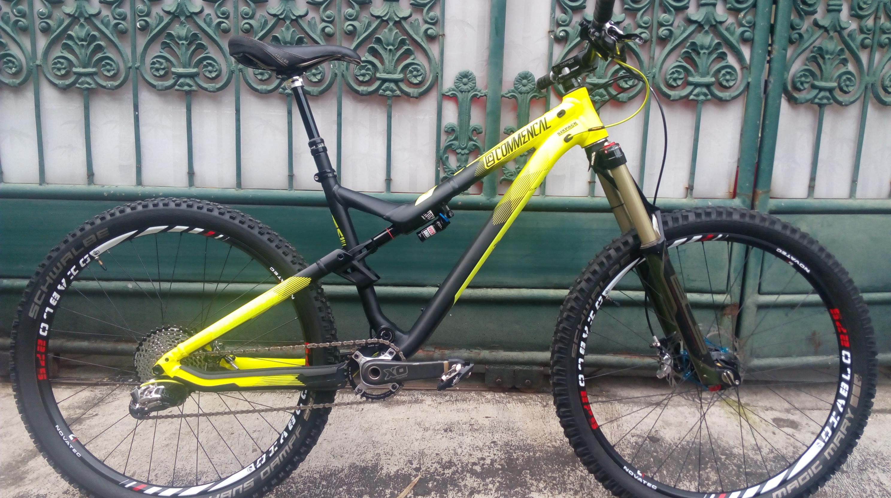 Commencal Meta Am V4 2016 Estu S Bike Check Vital Mtb