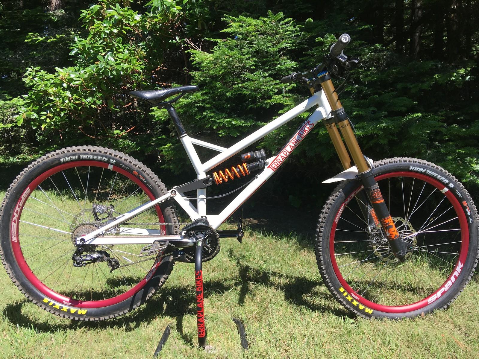 Terraplane DH Team Bike