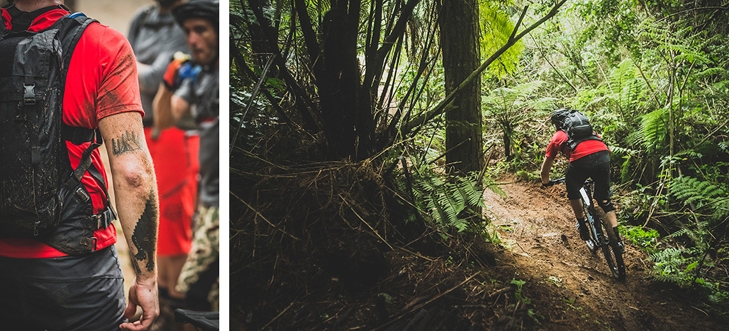 Steps To The Top - Ty Hathaway - SRAM - Mountain Biking Pictures - Vital MTB