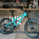 Yeti SB5 T-Series Custom Build