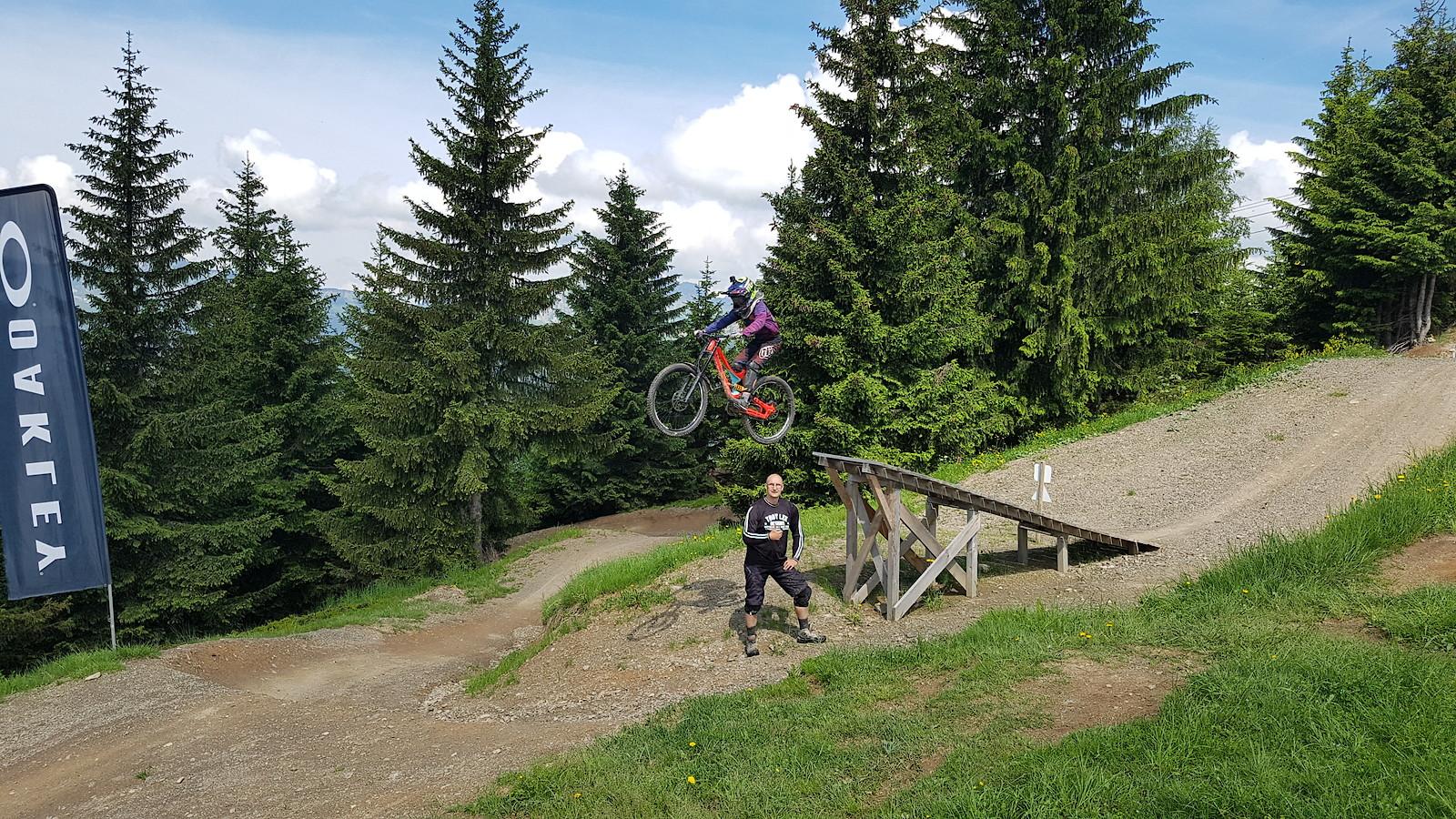 Milan Les Gets 1 - Milan_DH - Mountain Biking Pictures - Vital MTB