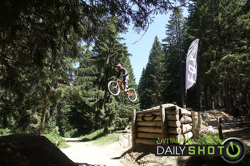 Super Morzine Hattock  - Milan_DH - Mountain Biking Pictures - Vital MTB