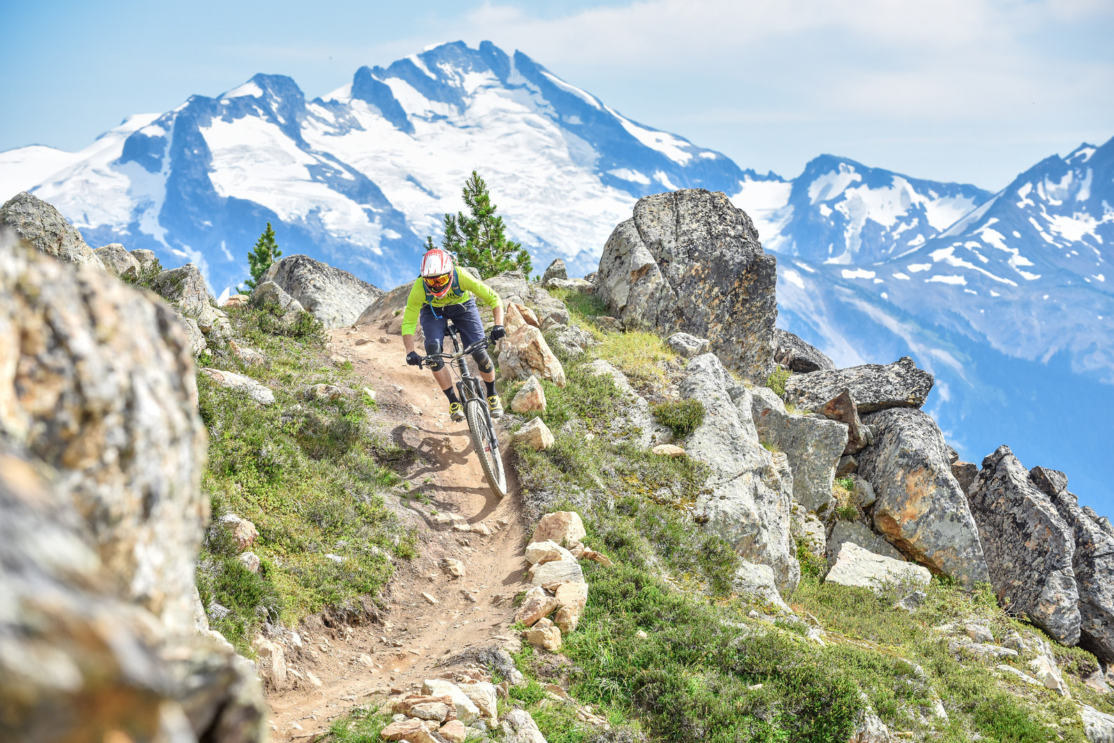 Top Of The World Whistler BC - rstlawrence - Mountain Biking Pictures - Vital MTB