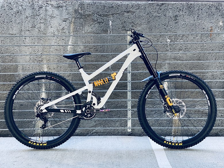Canfield ONE.2 29er DH Bike