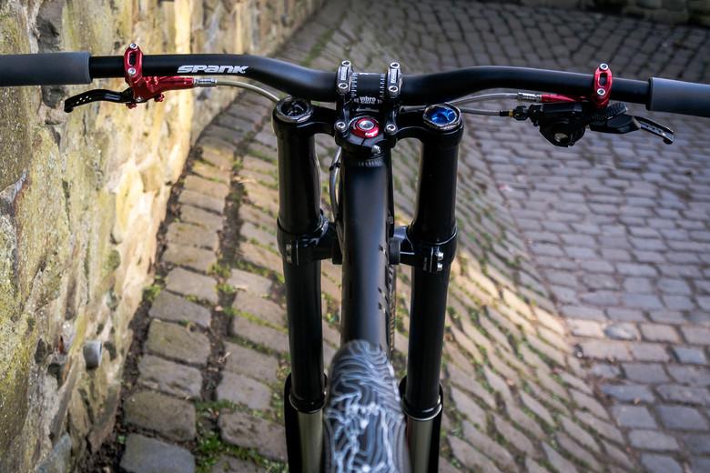 New custom Banshee Morphine frame stickers decals mtb bike