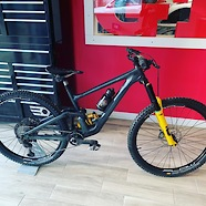Specialized enduro sworks 2020