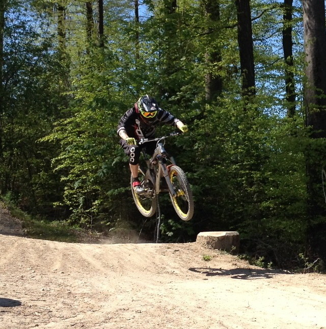 Gurten/Bern - Tiberius - Mountain Biking Pictures - Vital MTB