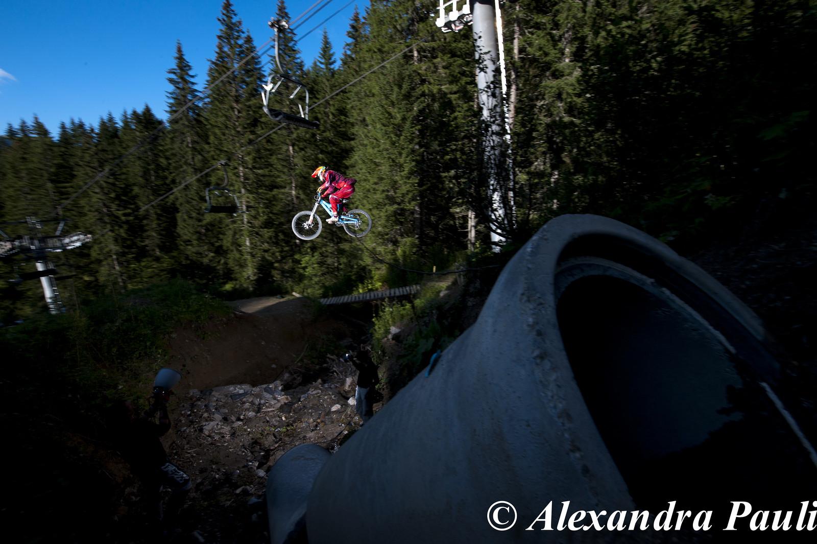 Chatel/Portes du Soleil - Tiberius - Mountain Biking Pictures - Vital MTB