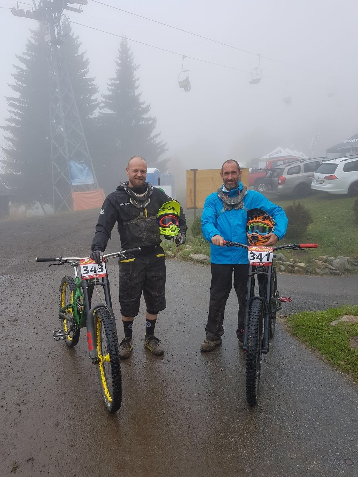 IXS DH Cup Bellwald - Tiberius - Mountain Biking Pictures - Vital MTB