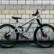 Turner Burner v3.0 LTD (Wifes ride)