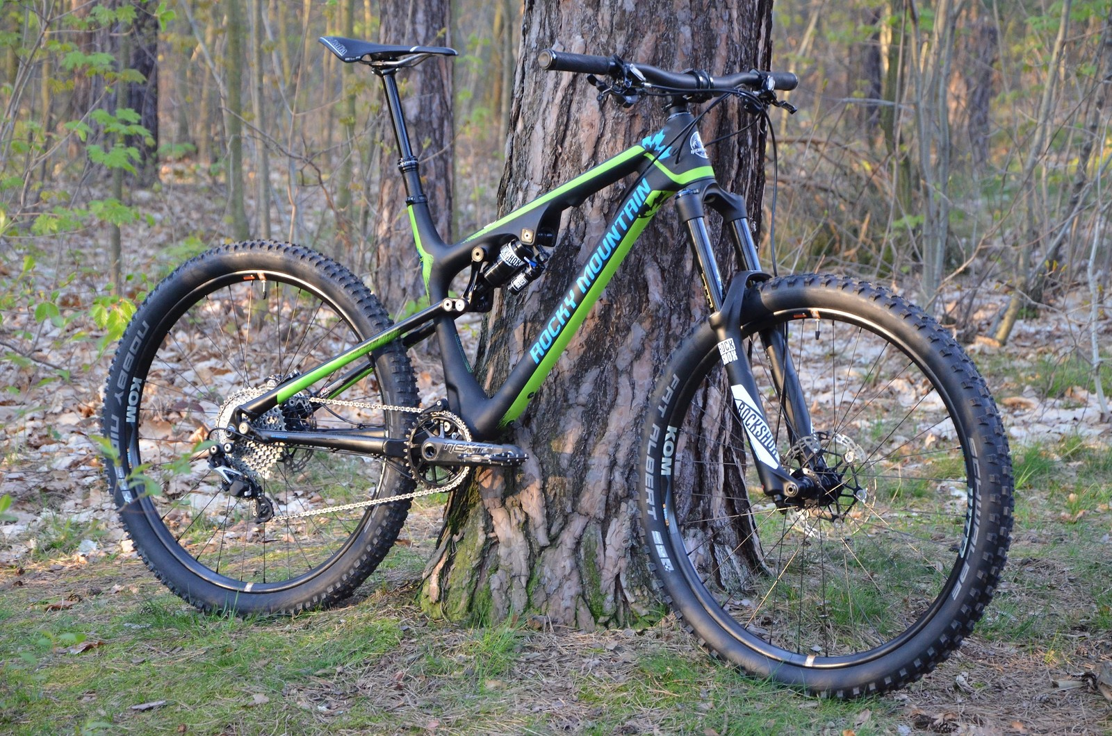 Rocky Mountain Altitude 770 MSL Custom