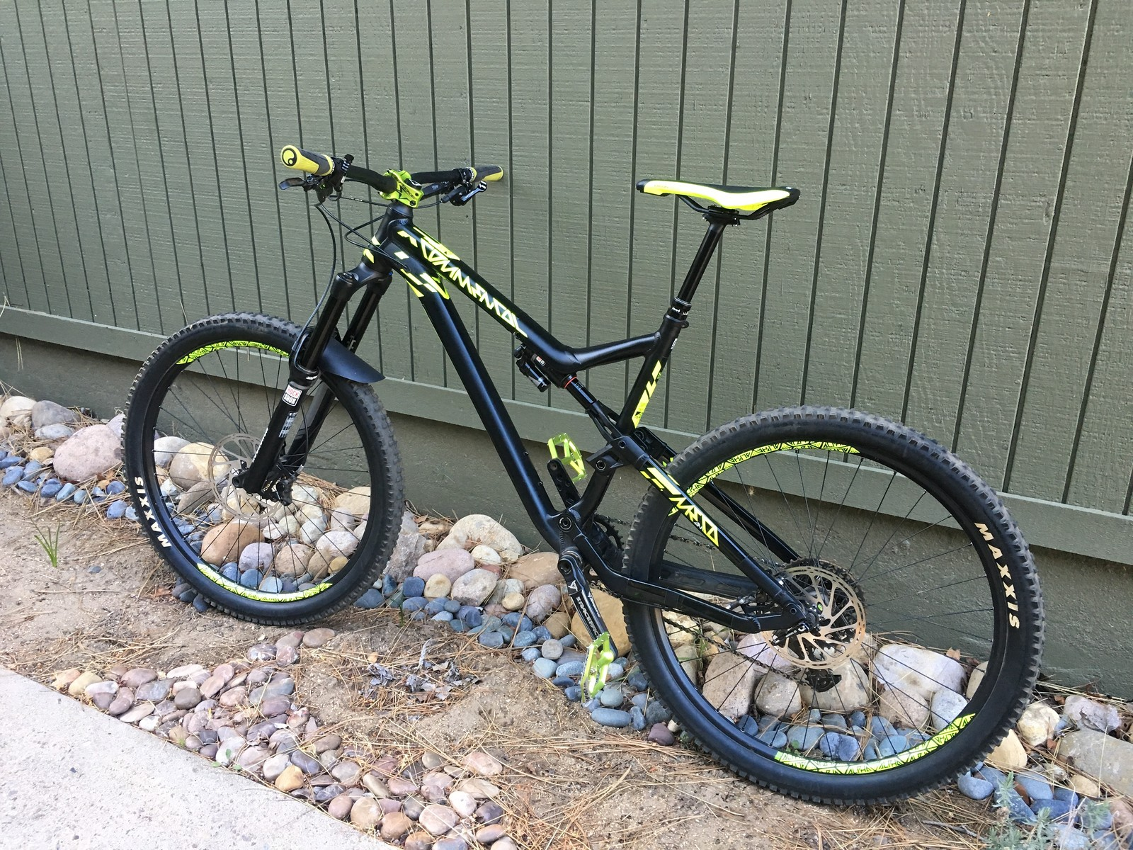 2015 Commencal Meta V4 Race