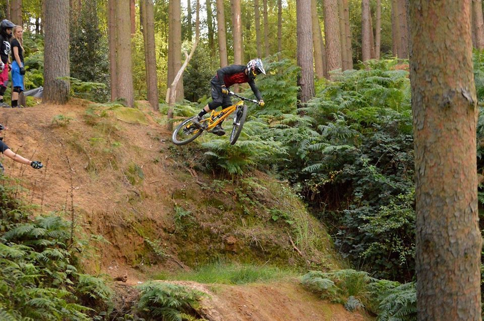 7 places to mountain bike if you are in London