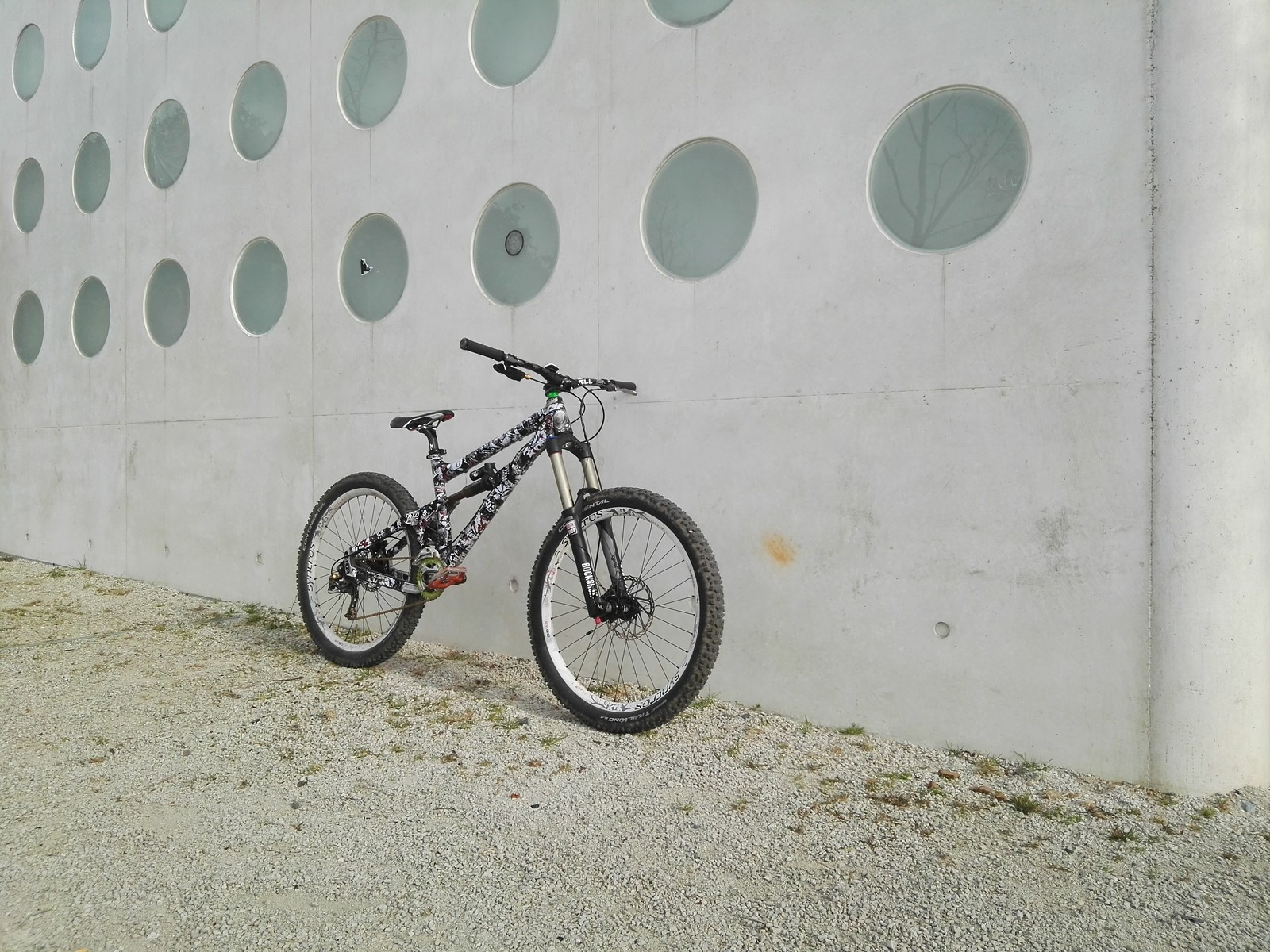 Wrap-o-bike