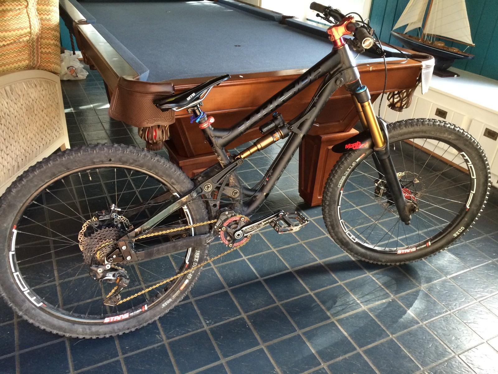 Mr_the_bob's Banshee Bikes