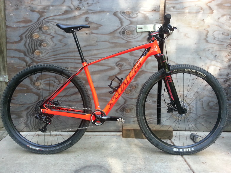 2015 Specialized Stumpjumper HT Elite Carbon WC - larryssman7\'s Bike ...