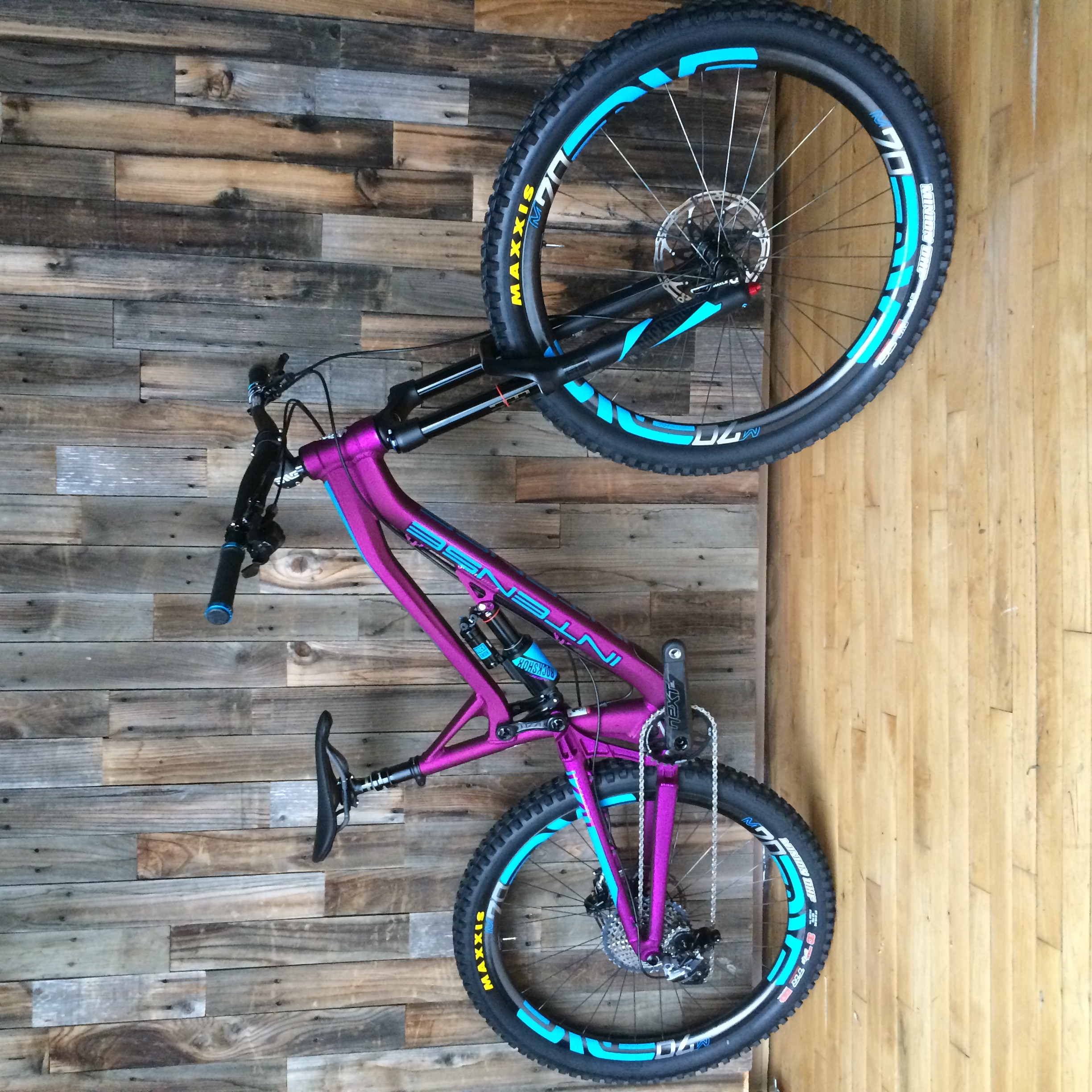 c3 bike shops 2016 intense uzzi custom enduro smasher
