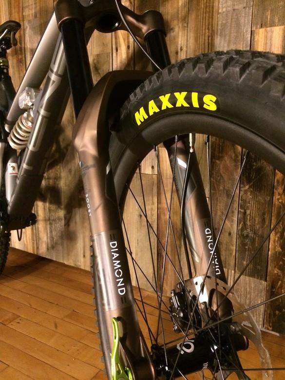 C3 Bike Shop's Intense Tracer Gentlemen's Edition