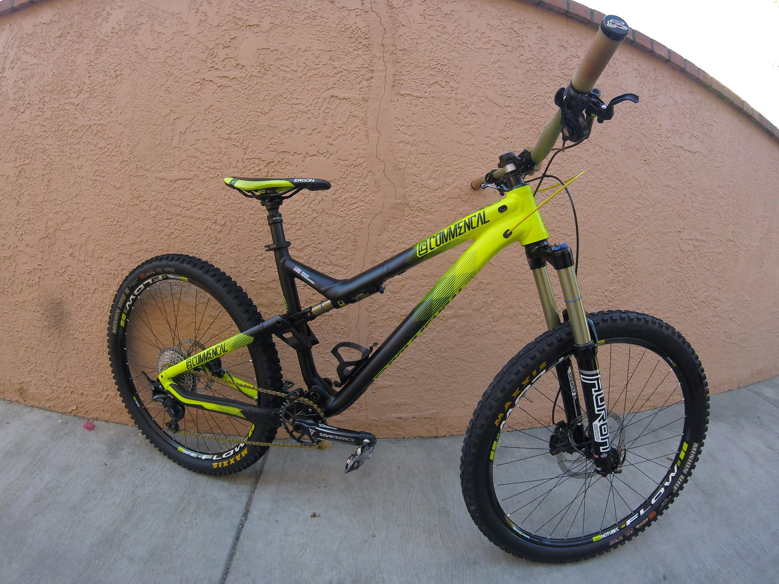 Commencal META AM V4 Size M, 2016