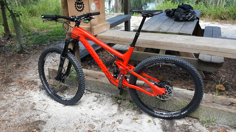 2016 Norco Sight Carbon 7.2 with Upgrades