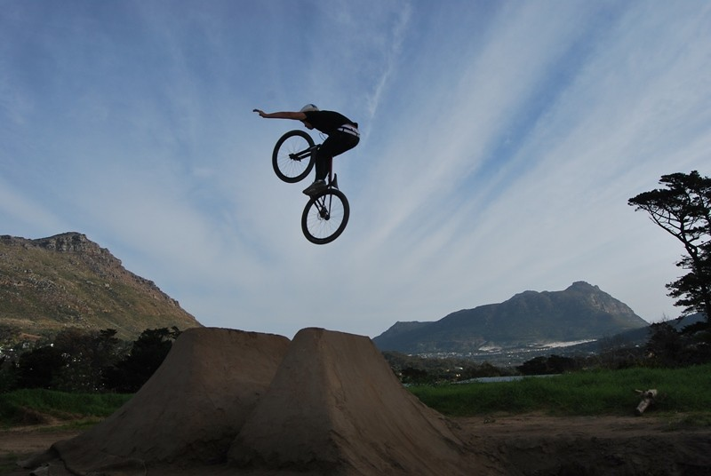 Me trying to get rad - CandyMuffin - Mountain Biking Pictures - Vital MTB