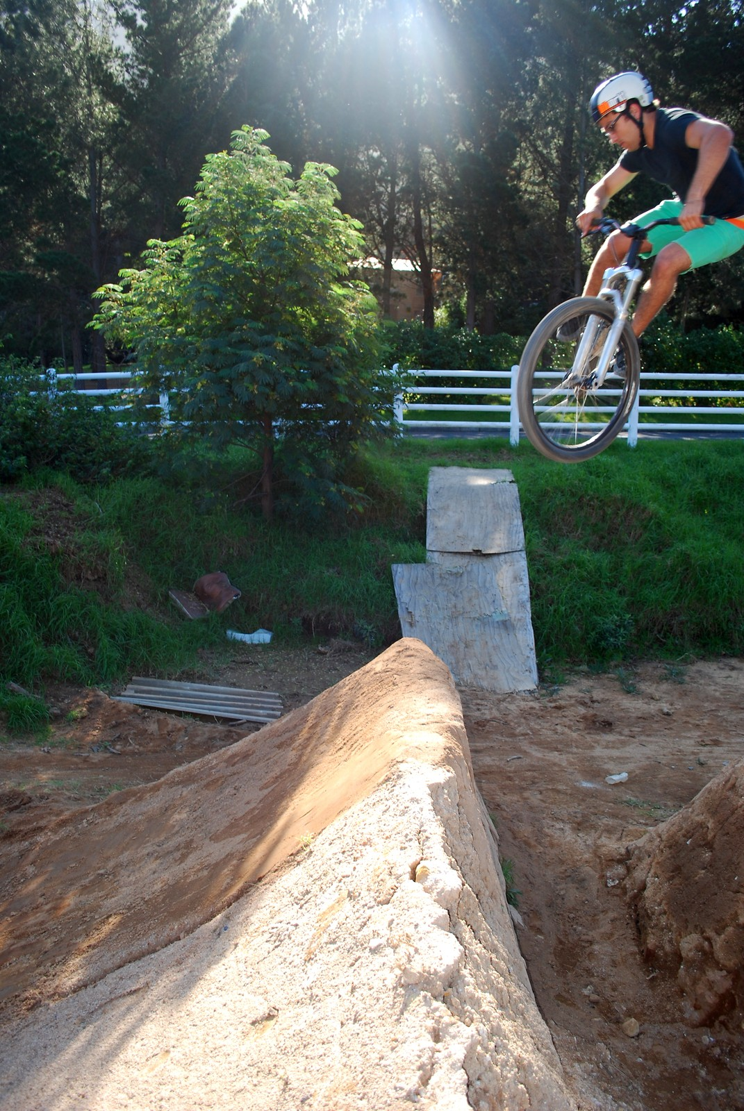 coming in - CandyMuffin - Mountain Biking Pictures - Vital MTB