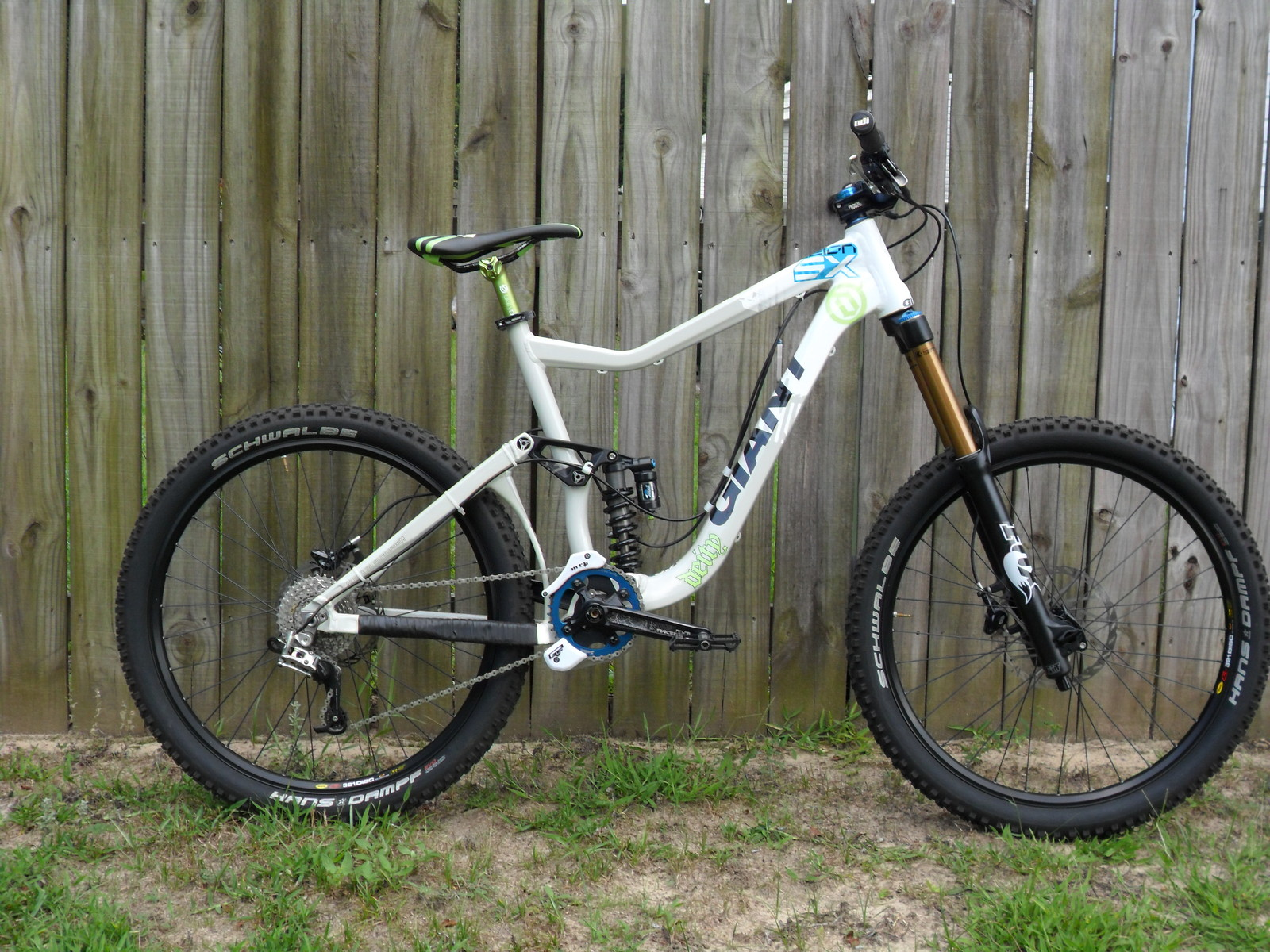 2010 Giant Reign SX by PaulR. (Parabellum Shane's Brother)