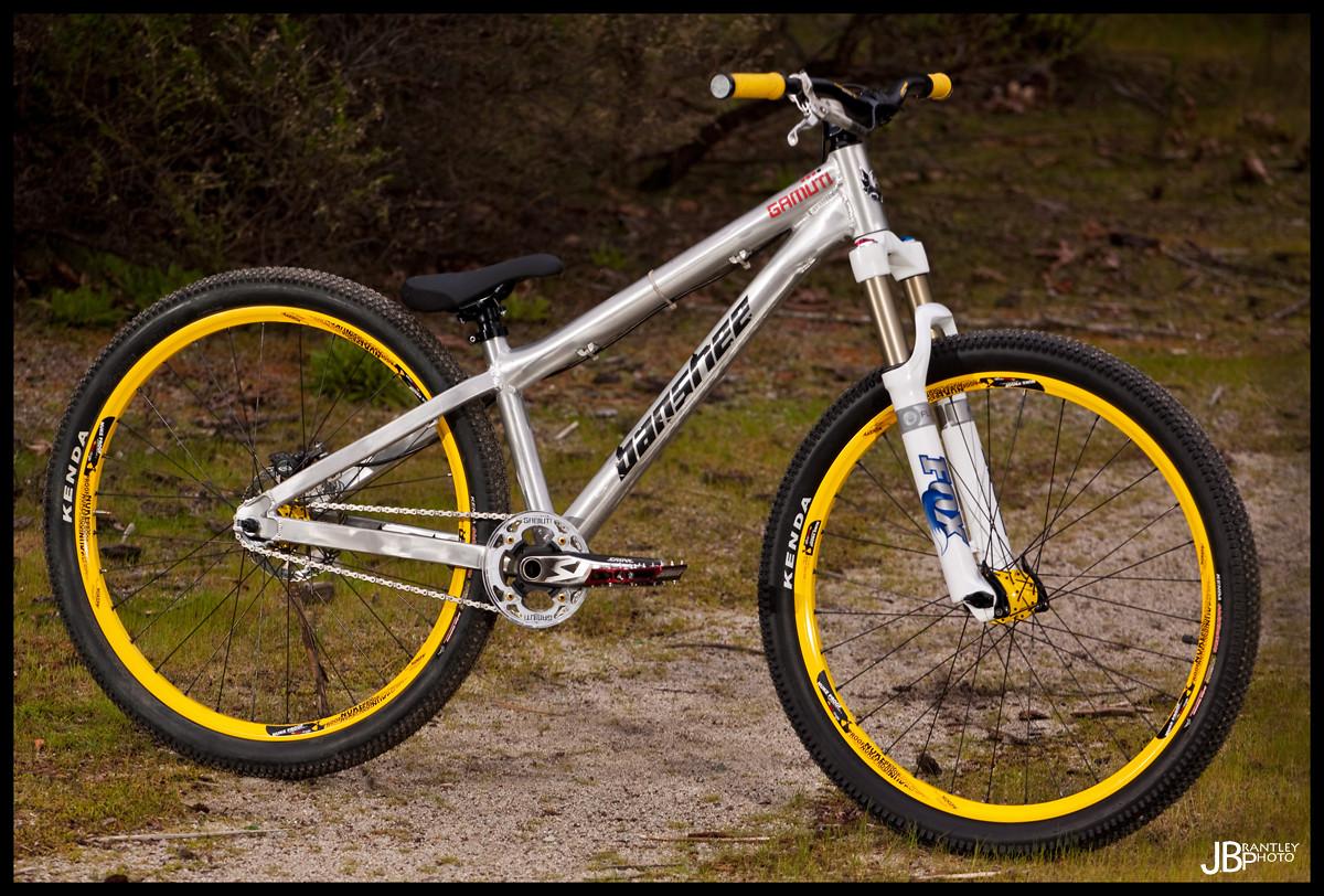 Jack's new setup! - JBrantley - Mountain Biking Pictures - Vital MTB