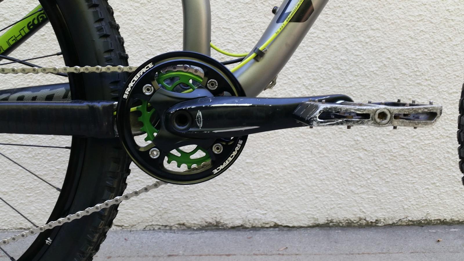 edbbdf59574 Upgraded Kona Precept DL - ThereIsNoLine's Bike Check - Vital MTB