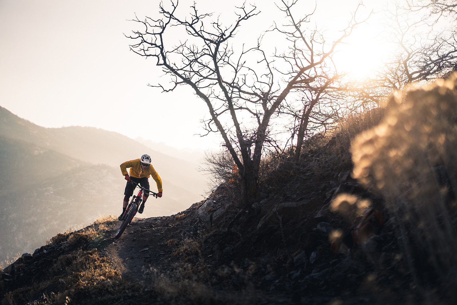 Don't blow the corner - Conor_Barry - Mountain Biking Pictures - Vital MTB