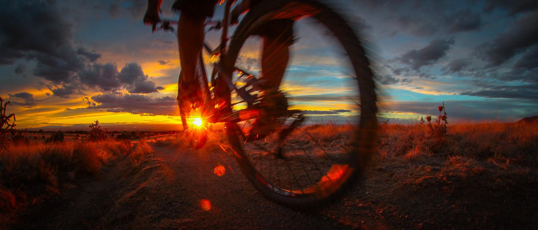 Sunset too - jerryhazard - Mountain Biking Pictures - Vital MTB