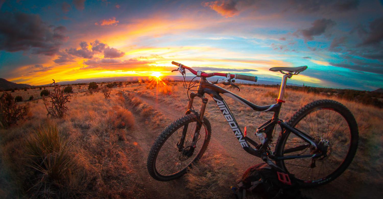 Sunset 4 - jerryhazard - Mountain Biking Pictures - Vital MTB