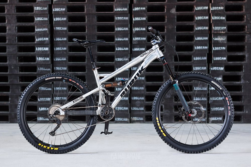 This Is Our Bike The Rurok Cordillera We Designed It Imhalamani S