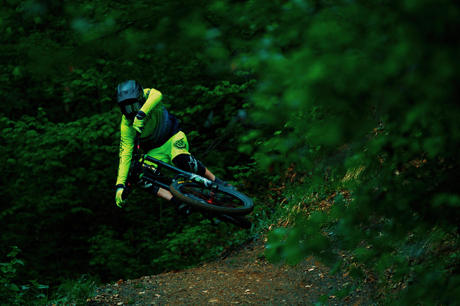 Green Mile - EWIA - Mountain Biking Pictures - Vital MTB