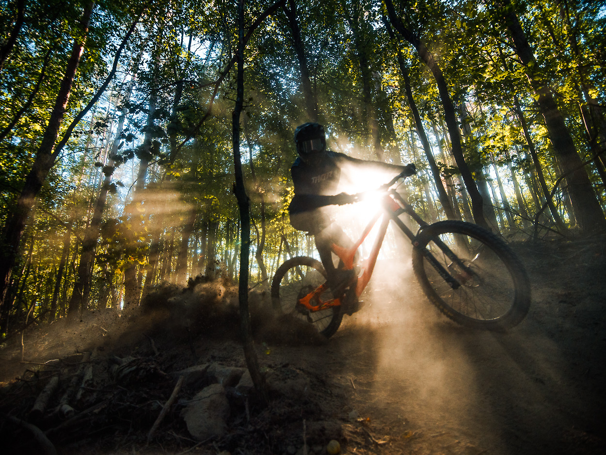 Gold dust - EWIA - Mountain Biking Pictures - Vital MTB