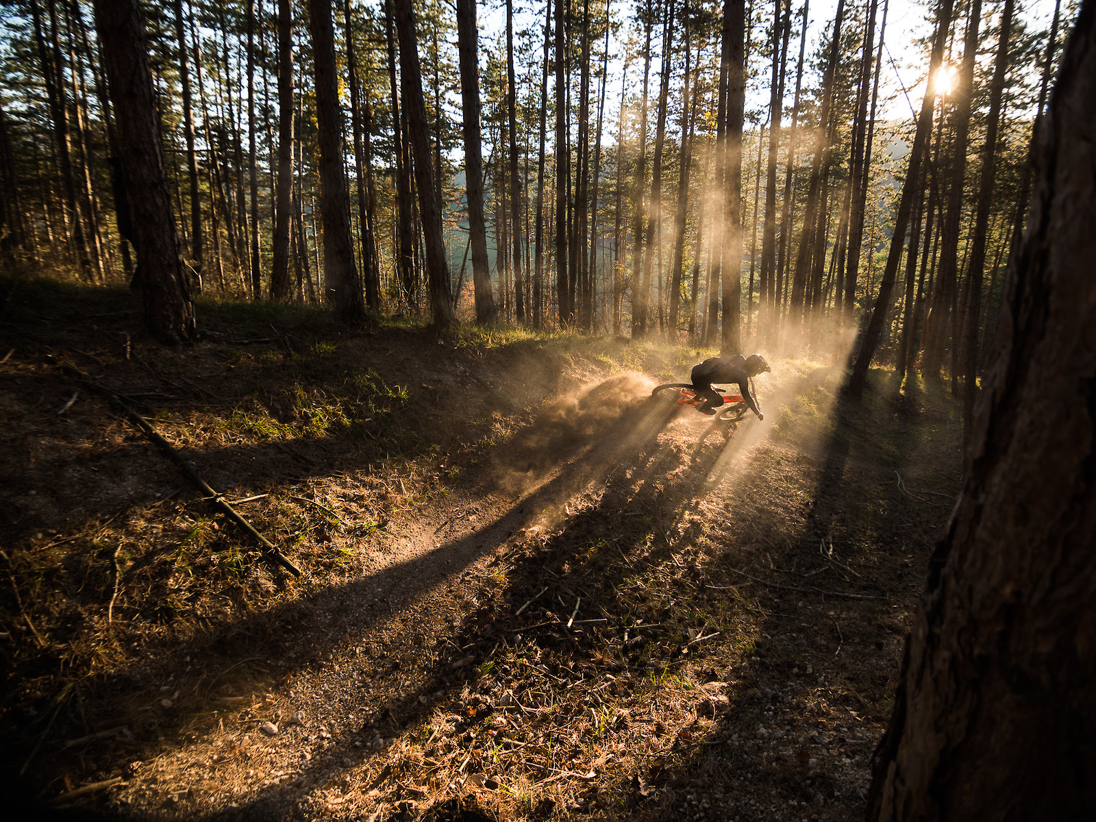 In the autumn cloud - EWIA - Mountain Biking Pictures - Vital MTB