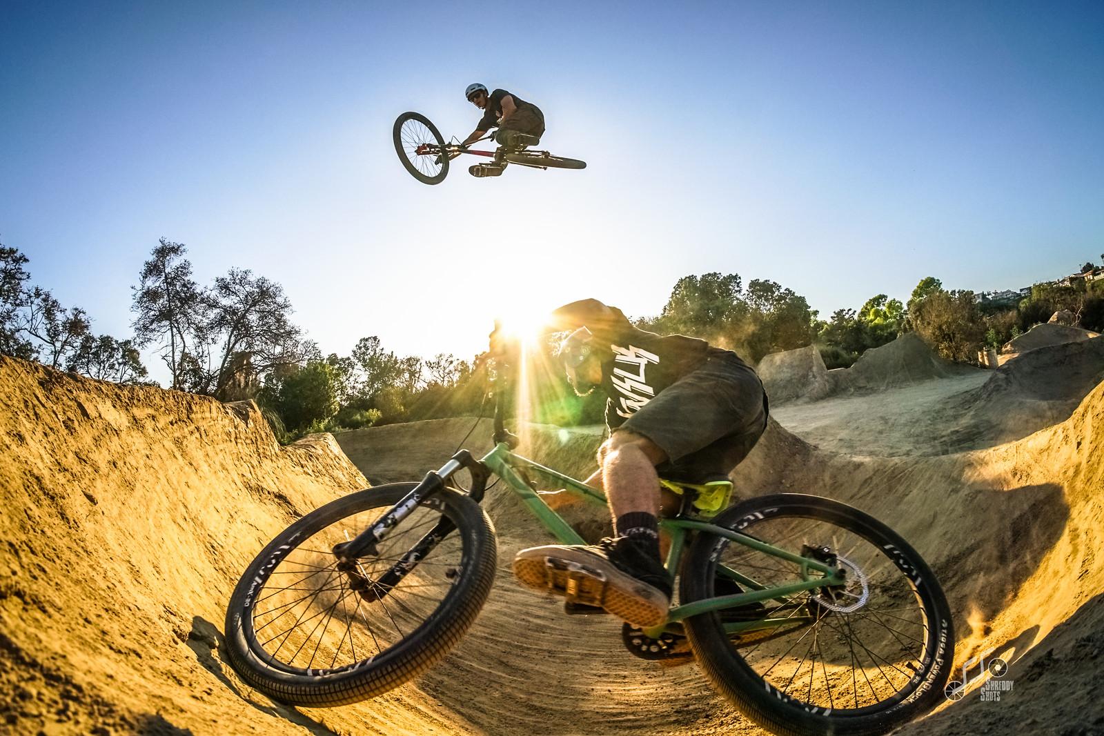 over under - shreddyshots - Mountain Biking Pictures - Vital MTB