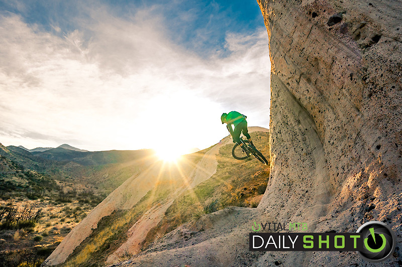 Off the Wall - shreddyshots - Mountain Biking Pictures - Vital MTB