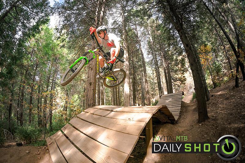 Whale Tail Steeze - shreddyshots - Mountain Biking Pictures - Vital MTB
