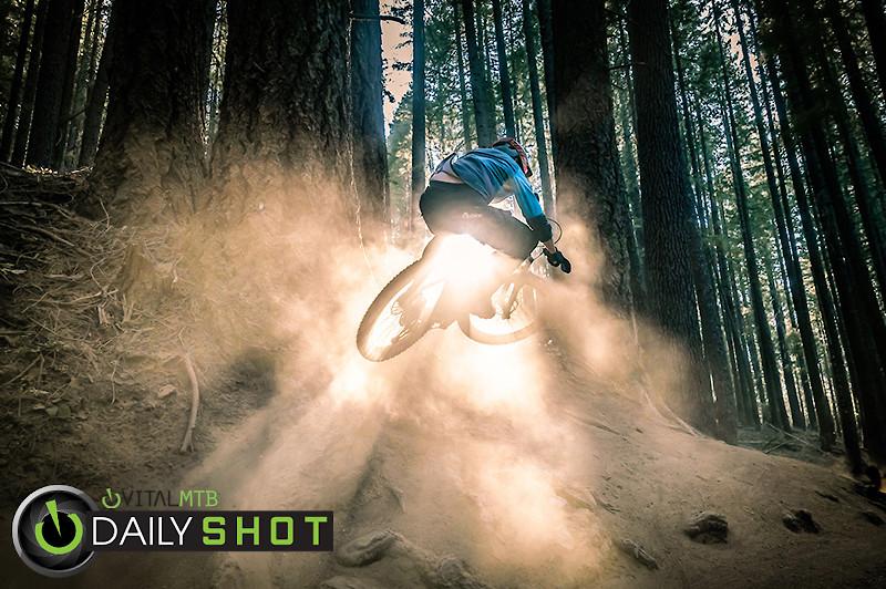 Dust Explosion - shreddyshots - Mountain Biking Pictures - Vital MTB