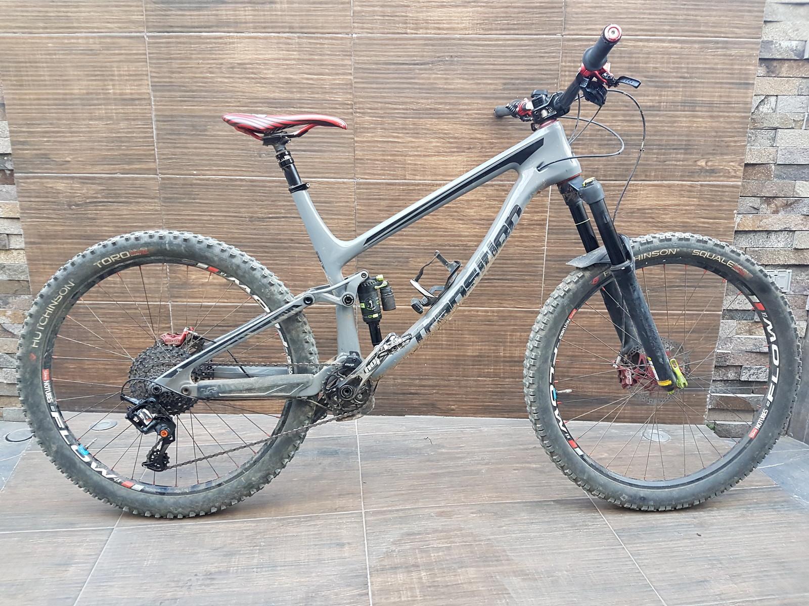 Transition Scout carbon by bikelogistics
