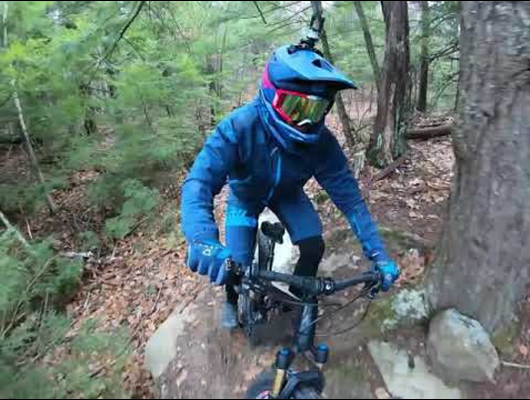 Aaron Chase Unboxes Brand-New Leatt DBX 4.0 Helmet