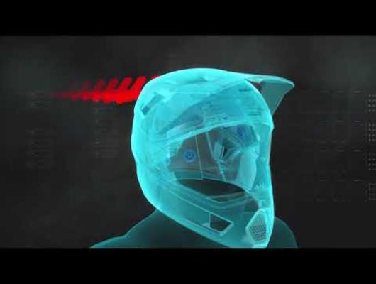 Leatt's DBX 4.0 Helmet Technology