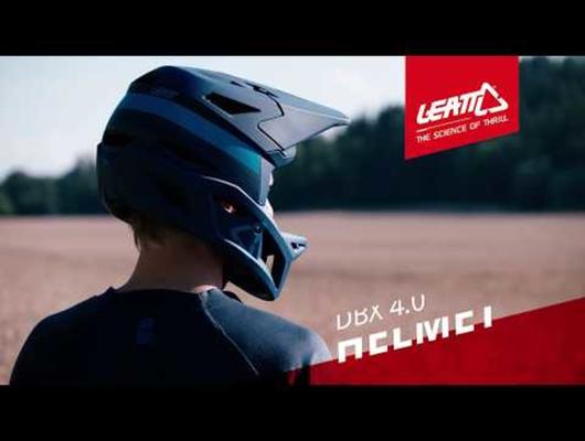 Introducing: Brand-New Leatt 2019 DBX 4 0 Helmet