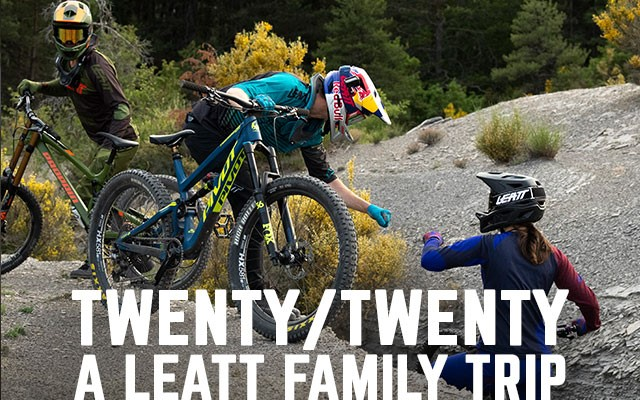 Leatt TWENTY/TWENTY MTB Collection